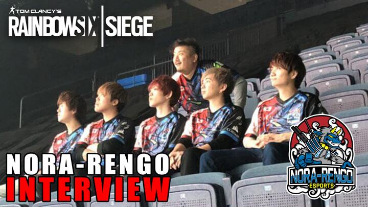 R6PL:R6インビテーショナル2019 野良連Empire戦試合後インタビュー「優勝を狙えると思っていた」「日本法人は日本チームのサポートを」