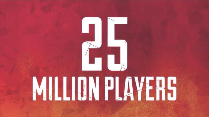 Apex Legends: リリース1週間でプレイヤー数2,500万人突破、今週末からバレンタインイベントを開始し3月に新レジェンドや新武器追加