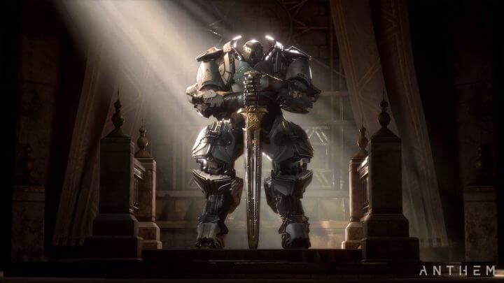 Anthem(アンセム) : エンドゲームコンテンツの情報が解禁、ローンチ後に最難関イベントの