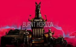 R6S burnthorizon オペレーション バーントホライズン