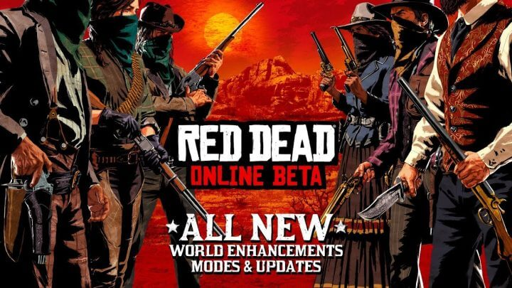 レッド・デッド・オンライン:初の大規模アップデート実施、新ゲームモードや武器・無料アイテムなど