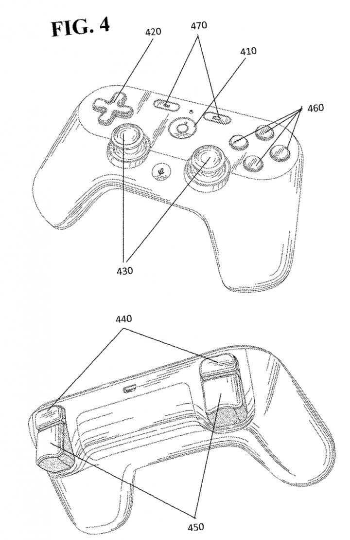 Googleが自社ゲーム機を近く発表か、コントローラー図も発見