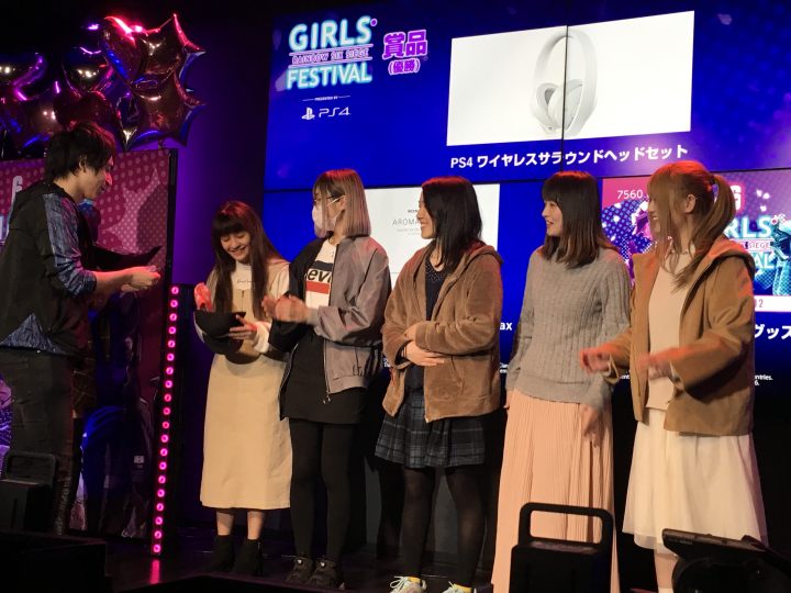 女性限定イベント『レインボーシックス シージ GIRLS' FESTIVAL 』体験記