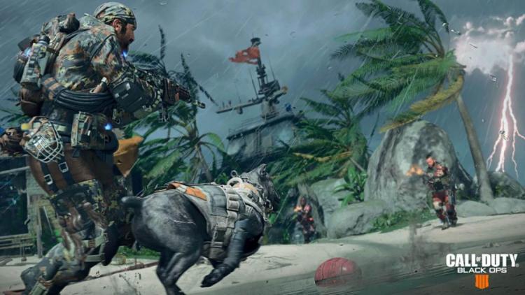 CoD:BO4:「Contraband Hurricane」に次ぐ天候変化マップを今後もリリース予定、次はIcebreaker / Militia / Jungle ?