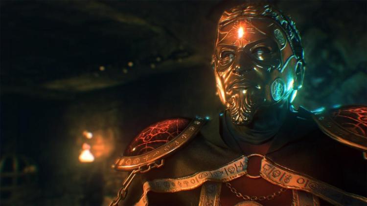 CoD:BO4:ゾンビモード「カオスの物語」カオスの大祭司に迫るトレーラー公開