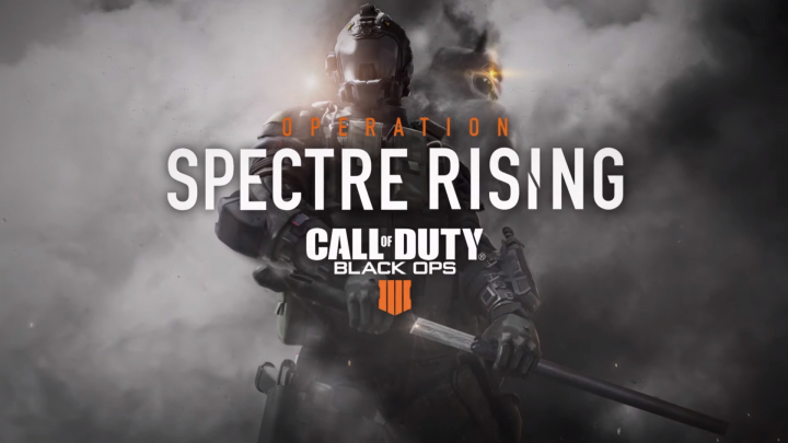 "CoD:BO4:スペシャリスト「Spectre」復活確定、新イベント""Operation Spectre Rising""トレーラー公開"