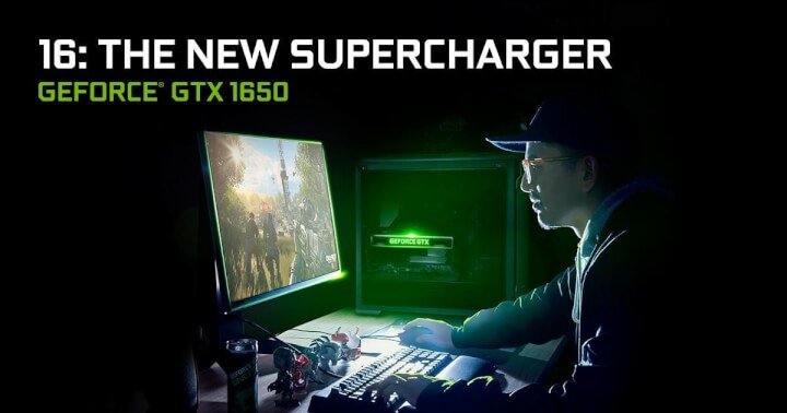 Nvidia、149ドルのデスクトップ向け低価格GPU「Geforce GTX 1650」発売、購入者はフォートナイト限定バンドルを入手可能