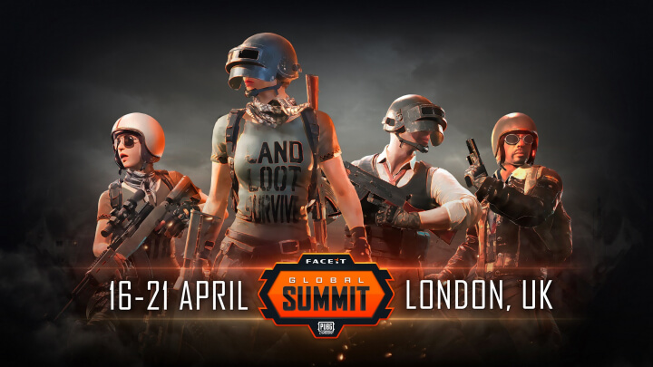 HyperX、『PUBG』公式大会「FACEIT Global Summit: PUBG Classic」のスポンサーに就任