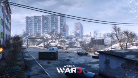 WW3『World War 3』:ロシアを舞台にした新マップ「Polyarny(ポリャールヌイ)」映像公開