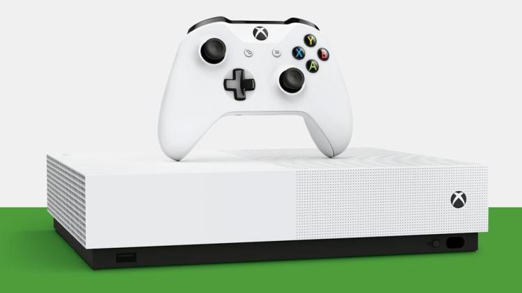 光学式ディスクドライブ非搭載で5,000円安いXbox One「Xbox One S All Digital Edition」、5月7日発売