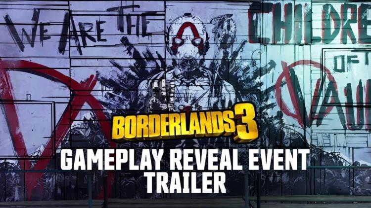 ボダラン3:『ボーダーランズ3』ゲームプレイ映像解禁、お披露目トレーラー公開
