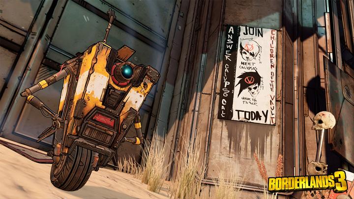 ボダラン3:世界同時ゲームプレイ初公開は5月2日に迫る、視聴だけでレアアイテムが当たる「レア宝箱イベント」も