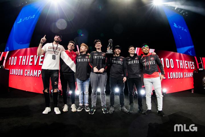CWLロンドン:100 Thievesが初優勝し約1,400万円獲得、オープン大会は日本とも対戦したMindfreakが逆転優勝