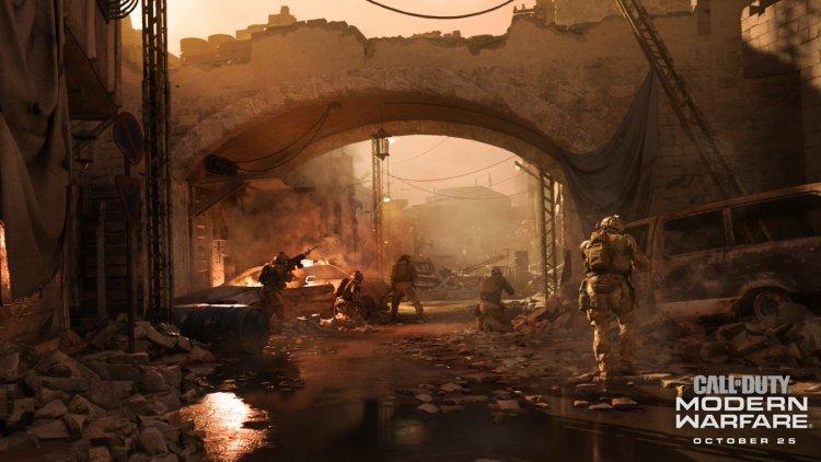 CoD:MW:ゲームプレイ映像解禁はいつ? Infinity Wardが「時は近い」とコメント