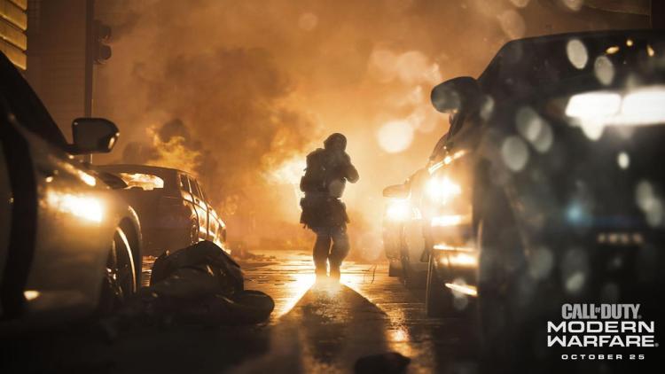 CoD:MW:Infinity Ward によるパネルはシングルプレイヤー中心の内容か [E3 2019]