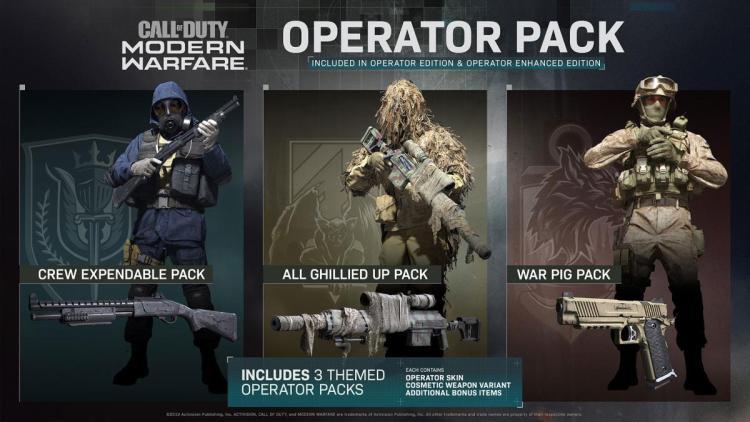 CoD:MW:Amazon、PS Store、Battle.net で予約受付開始、デラックス版の特典はスキンや武器バリアントを含む「オペレーターパック」