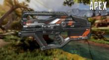 エーペックスレジェンズ:新武器「L-STAR」の外観とアニメーション発掘、オーバーヒートありの無限弾?