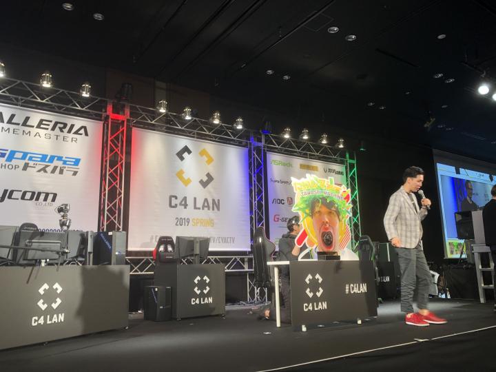 「C4 LAN 2019 SPRING」フォトレポート第2弾:未来系ゲーミングチェアーや変態PCなどなど、例年以上に大盛況の様子をお届け(写真35枚)