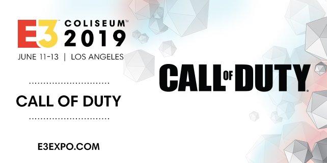 2019年版『Call of Duty』 : 6月開催のE3 2019にてInfinity Wardによるパネルディスカッション決定、タイトル発表はそれ以前?