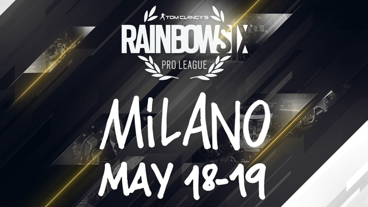 R6PL:「シーズン9 ミラノファイナル」5月18日より開催、日本からは野良連合が出場