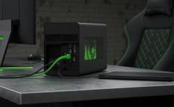 RAZER、ノートPC用の外付けGPUボックス「Core X Chroma」本日発売