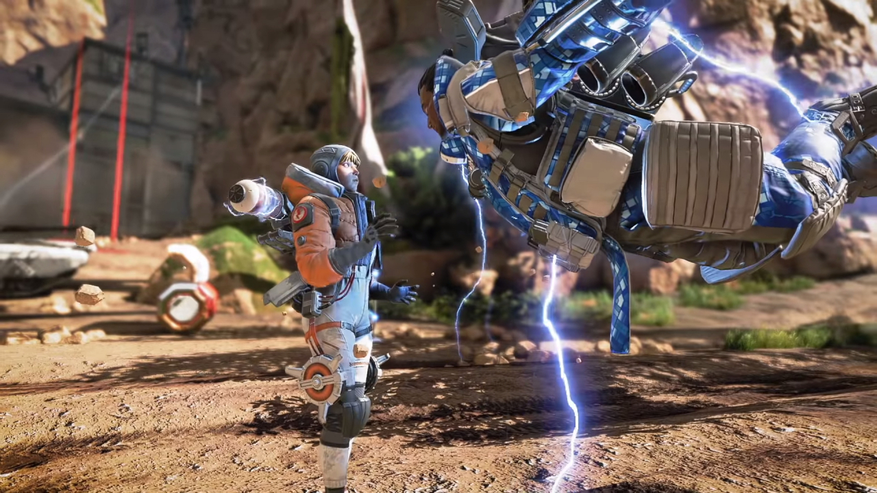 Apex Legends(エーペックスレジェンズ) シーズン2 ワットソン