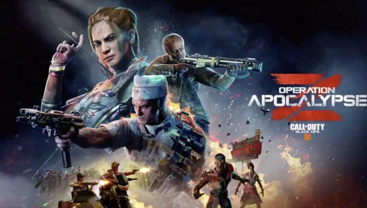 CoD:BO4:新作戦「Apocalypse Z」がPS4で7月9日開始、マルチプレイヤーやブラックアウトにもゾンビによる侵食か