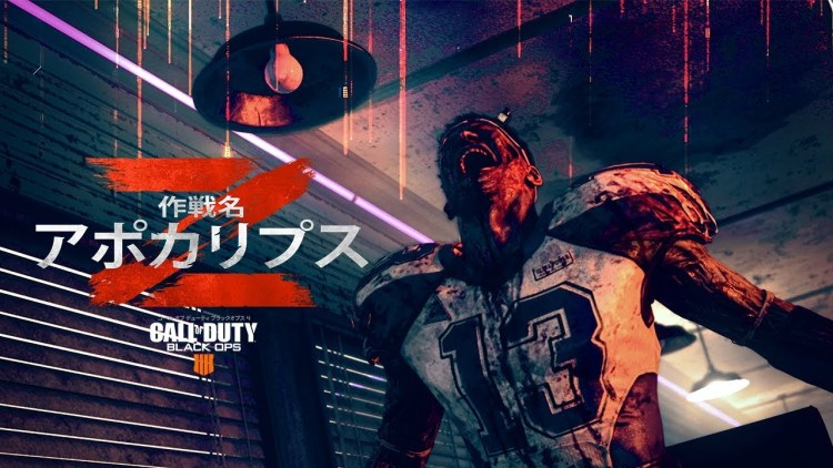 "CoD:BO4: 新作戦「作戦名: アポカリプスZ」トレーラー公開、""リーパー""やBO1マップ復活、世界がゾンビに侵食、3種の新武器や新キャラクターなど"
