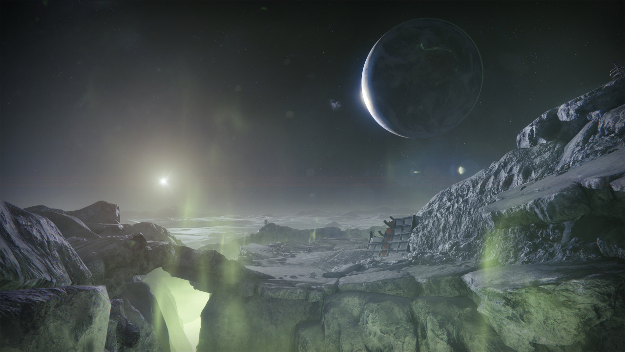 Destiny2 影の砦