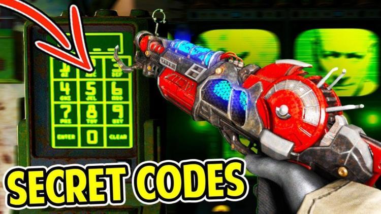 CoD:BO4:ゾンビモード「Alpha Omega」で入力できるラシュモアのシークレットコード一覧(全33種)
