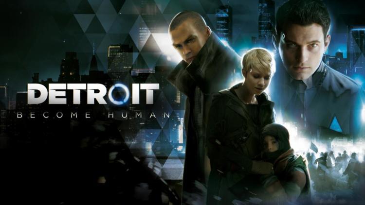 神ゲー『Detroit: Become Human』のデラックス版が7月のPS Plusフリープレイに登場