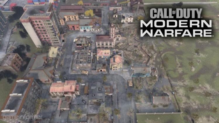 CoD:MW:「左右対称のマップでは、プレイヤーは考えることをやめてしまう」デザインディレクターが語る、リアルかつ3レーン構造でないマップを開発する理由