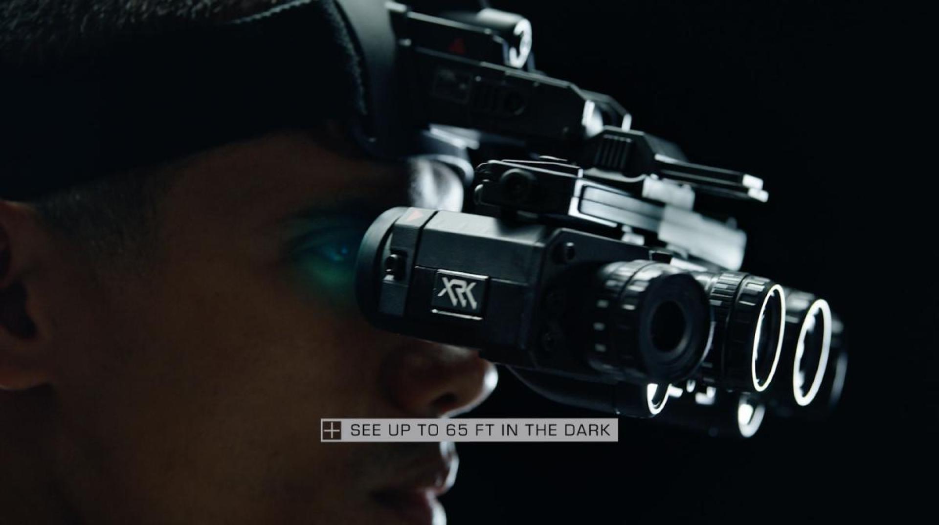 『Call of Duty:Modern Wafare』Dark Edition(ダークエディション)ナイトビジョンゴーグル