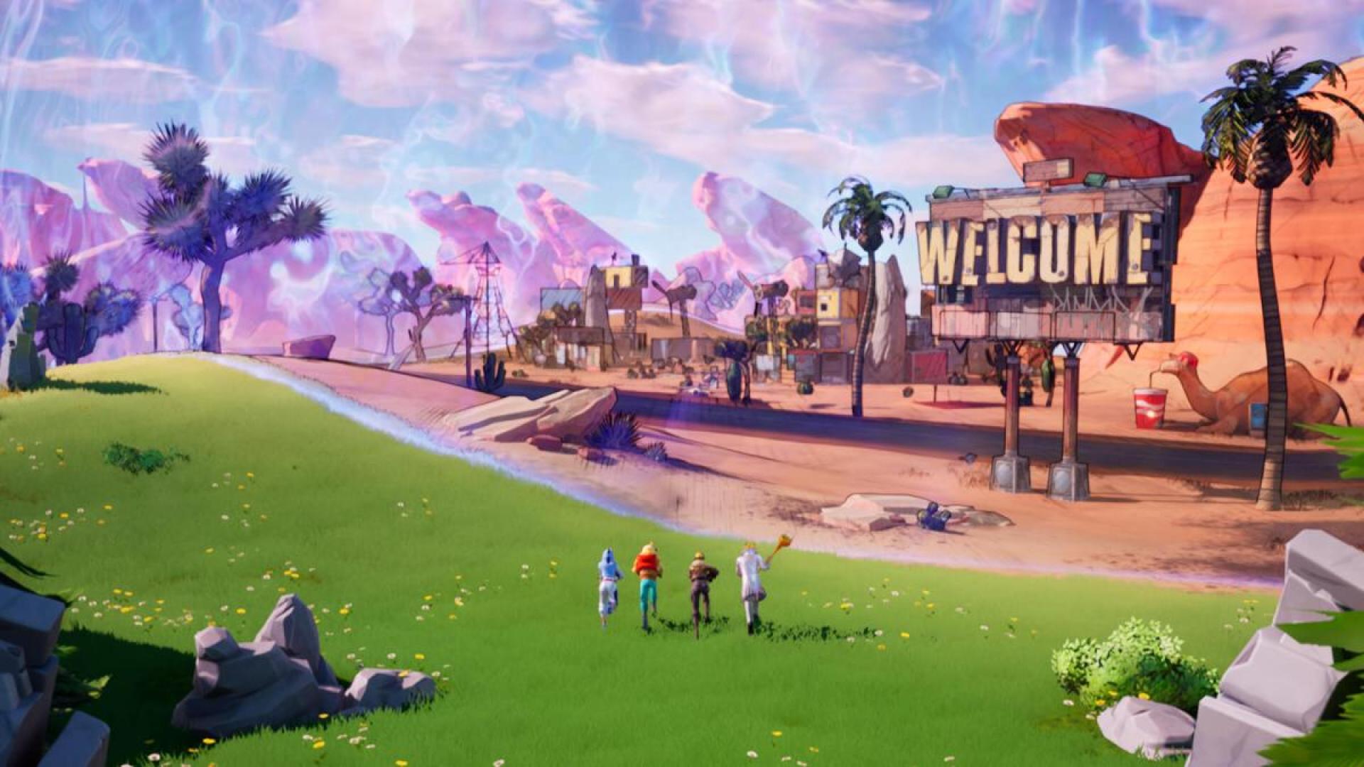 フォートナイト: 『ボーダーランズ 3』発売記念コラボ実施! サイコとクラップトラップのスキンを入手!