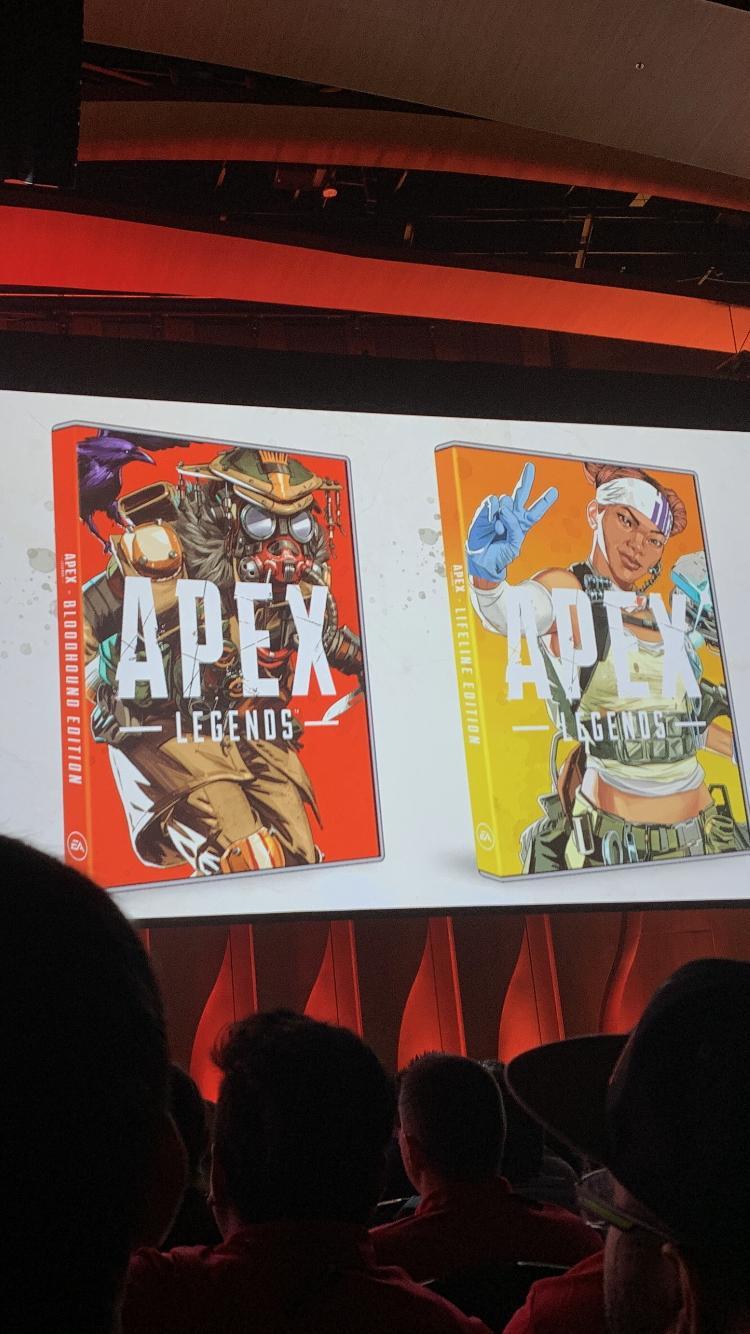 """エーペックスレジェンズ: 新レジェンド""""Crypto""""のビジュアルとアビリティ、新武器""""Charge Rifle""""やハロウィンイベントスキンもリーク"""