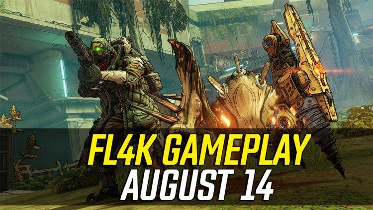 ボダラン3:ヴォルト・ハンター「FL4K」の初ゲームプレイ映像、本日23時に公開へ