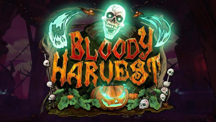 ボダラン3:期間限定イベント「血まみれ収穫祭」開始、呪われた敵を倒し新たな武器・装備を集めよう