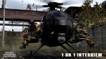 CoD:MW インタビュー:戦術核 / ミニマップ / 武器アンロック / ランクプレイなど気になる点を聞いてみた