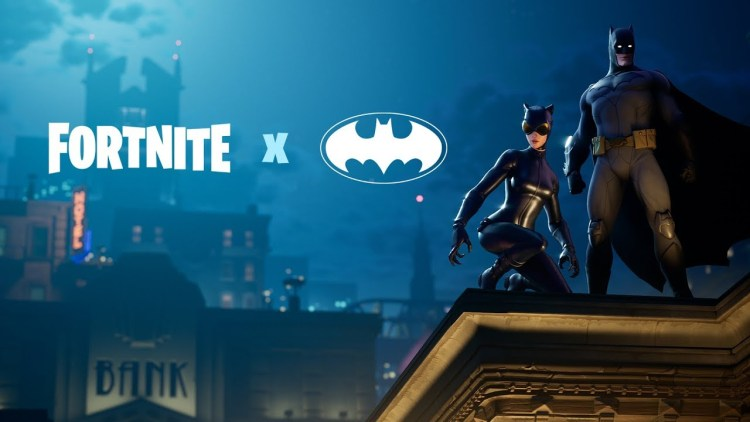 フォートナイト:「バットマン」とコラボ、漆黒のマスクでゴッサム・シティを救え