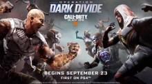 CoD:BO4:新作戦「Dark Divide」を9月24日から開始、ゾンビ最終章に向けた新たなティザー画像も