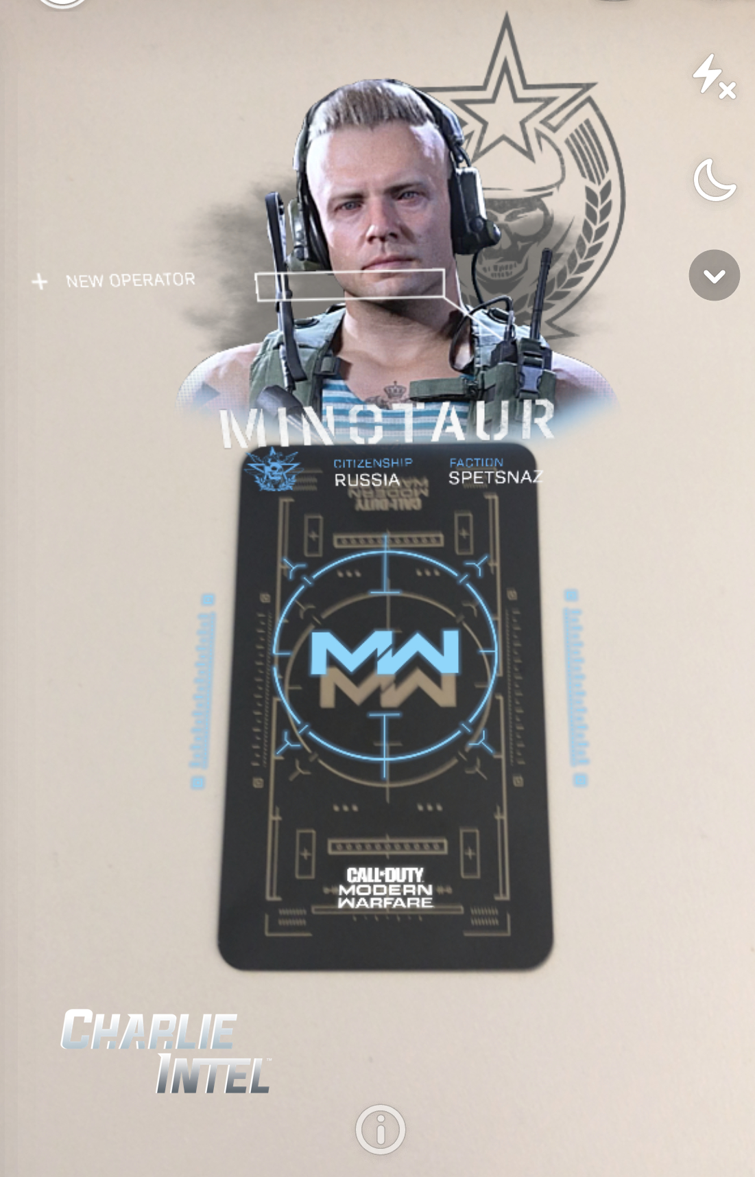 CoD:MW Minotaur