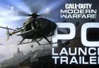 CoD:MW:PC版予告動画公開、5Kのモンスター画質(日本語版)