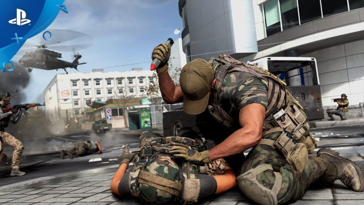 CoD:MW:協力モード「スペシャルオプス:サバイバルモード」のショートトレーラー公開、迫りくる敵を撃破せよ