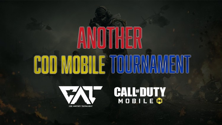 CoDモバイル:コミュニティ大会「ANOTHER MOBILE TOURNAMENT」11月2日より開催