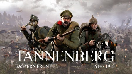 第一次世界大戦を描いたリアル志向ゲーム『Tannenberg』に新マップ『Ukraine』登場