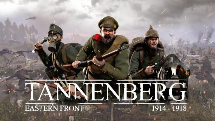 第一次世界大戦を描いたリアル志向ゲーム『Tannenberg』に新マップ「Ukraine」が登場