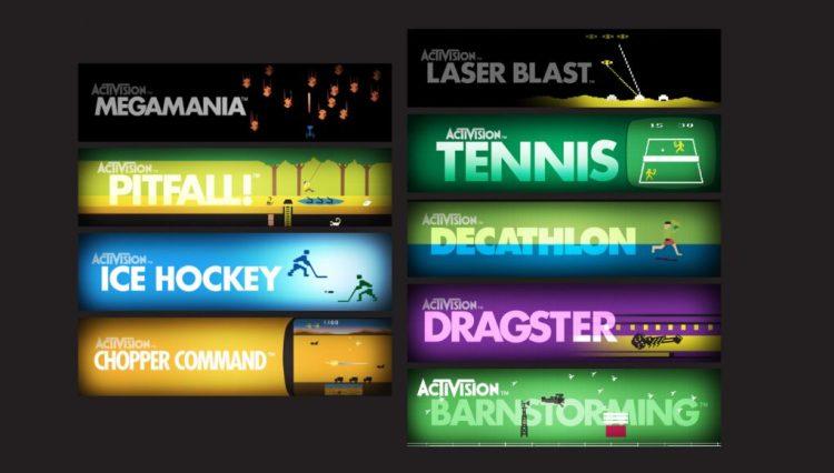 CoD : 複数タイトルで無料コーリングカード配布、Activision 40周年記念