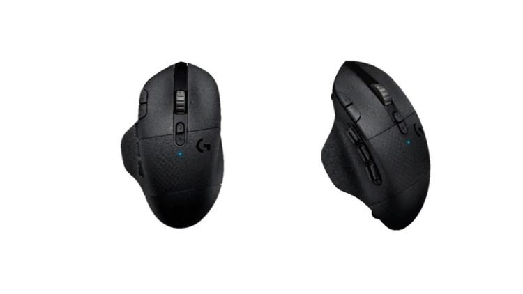 ロジクール、15個のボタンを備えたワイヤレスゲーミングマウス 「G604 LIGHTSPEED」11月21日発売
