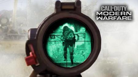 CoD:MW:今作のサーマルスコープではスモーク越しの敵が視認できないことが判明