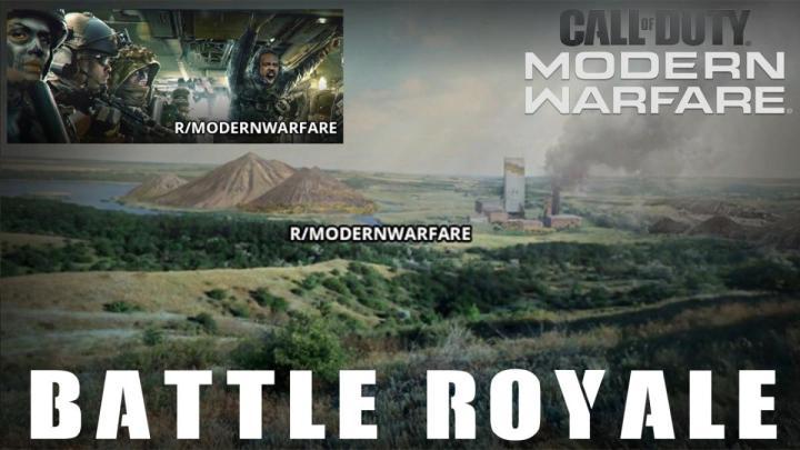 [噂] CoD:MW:200人対戦「バトルロイヤルモード」のマップ、ロケーション、アイテム、パーク、アーマーなどがリーク